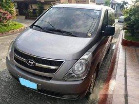 Silver Hyundai Grand Starex 2012 Automatic for sale in Automatic