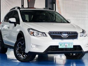 Selling White Subaru Xv 2014 in Quezon City