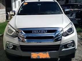 Sell White 2019 Isuzu Mu-X Automatic Diesel
