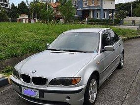 Silver Bmw 318I 2003 Automatic for sale