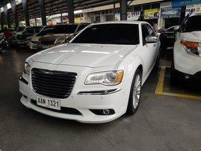 Selling White Chrysler 300c 2014 Automatic Gasoline