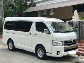 Sell White 2014 Toyota Grandia in Makati