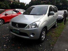Silver Mitsubishi Fuzion 2013 Automatic for sale