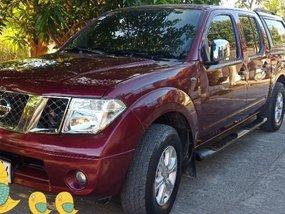 Purple Nissan Navara 2014 for sale in San Jose