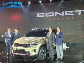 Meet the Kia Sonet, the Korean company's answer to the Ford Ecosport