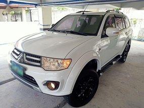 Mitsubishi Montero 2014 for sale in Batangas