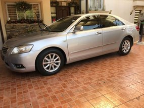 Silver Toyota Camry 2010 for sale in Parañaque