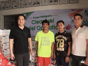 "CleanFuel launches ""BANGON BATANGUEÑO"" relief operations"