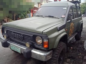 Nissan Patrol Super Safari 4x4 TD42 2002