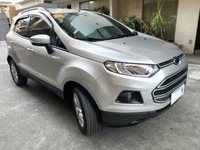 2016 FORD ECOSPORT Automatic