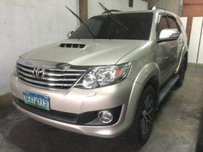 2013 Toyota Fortuner 2.5 VNT