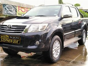 2015 TOYOTA Hilux 4x4 3.0 Dsl AT