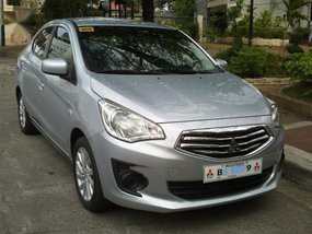 Mitsubishi Mirage G4 2017 for sale in Quezon City
