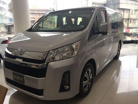 Sell White 2020 Toyota Hiace in Baguio