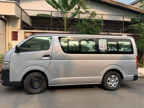 Sell 2014 Toyota Hiace in Manila