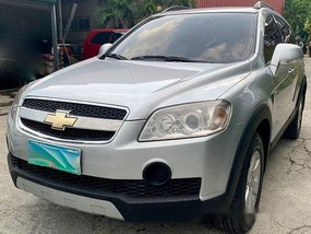 Sell Silver 2008 Chevrolet Captiva in Pasig