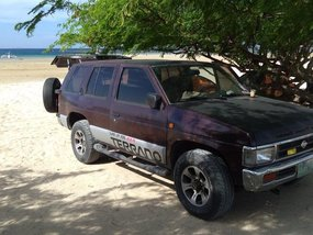 Sell 1996 Nissan Terrano in Manila