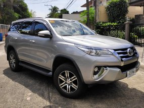 Selling Toyota Fortuner 2016 in Manila
