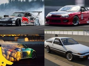 Fast & Furious: Top 8 best cars for drifting