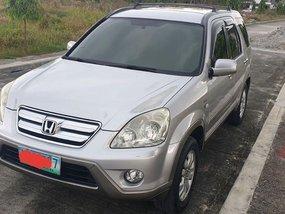 Selling Silver Honda Cr-V 2005 in Cavite