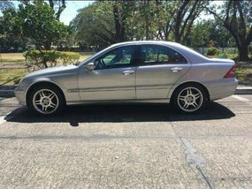 Mercedes-Benz C-Class 2001 for sale in Paranaque