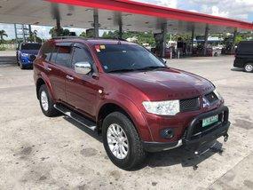 Selling Red Mitsubishi Montero sport 2010 in Manila