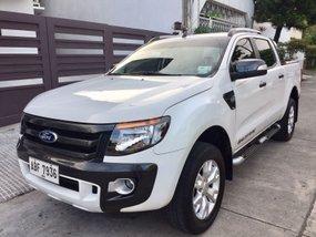 2015 Ford Ranger Wildtrak 2.2L 4x2 MT