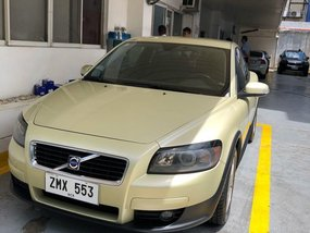 Beige Volvo C30 0 for sale in Manila