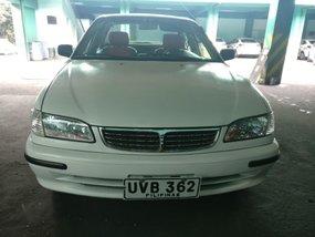 White Toyota Corolla 2004 for sale in Manila