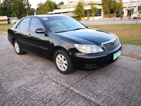 Black Toyota Camry 2004 for sale in Automatic