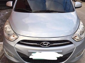 Blue Hyundai I10 0 for sale in Automatic