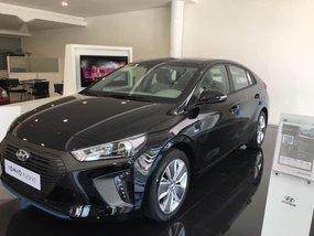 Black Hyundai Ioniq 0 for sale in Manila