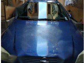 Blue Opel Astra 2002 Wagon (Estate) at Automatic  for sale in Manila