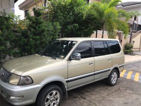 Selling Beige Toyota Revo 2003 in Quezon City