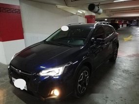 Black Subaru Xv 2020 for sale in Manila