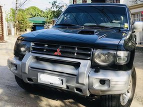 Selling Black Mitsubishi Pajero 2003 in Pasig