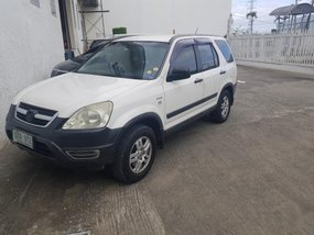 Sell White 2003 Honda Cr-V in Manila