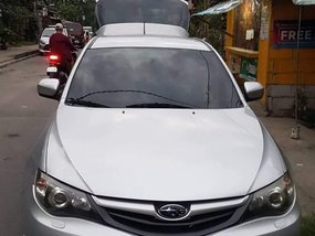Selling White Subaru Impreza 2010 in Manila
