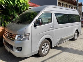 Silver Foton View traveller 2017 for sale in Manual