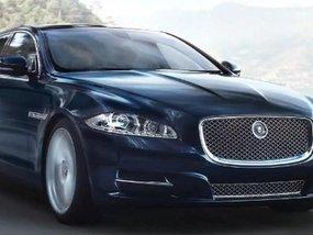 Blue Jaguar Xj 2013 for sale in Automatic