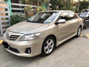 Sell Beige 2013 Toyota Corolla altis in General Mariano Alvarez
