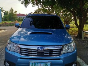 Selling Blue Subaru Forester 2011 in Manila