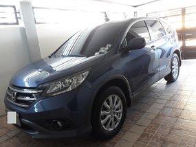 2013 Honda CRV 2.0 Blue