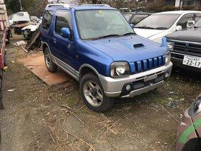 Sell Blue 2006 Suzuki Jimny in Ilagan