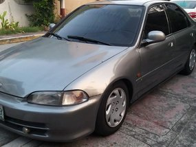 Selling Grey Honda Civic 1994 in Quezon City
