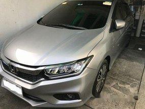 Selling Silver Honda City 2018 in Manila