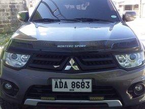 Brown Mitsubishi Montero 2014 for sale in Manila