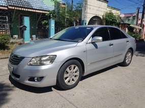 Silver Toyota Camry 2007 for sale in Automatic