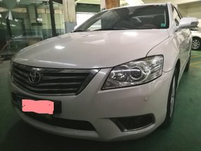 Selling White Toyota Camry 2010 in San Francisco