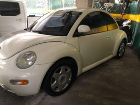Sell White 1998 Volkswagen Beetle in San Juan